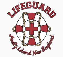 Lifeguard - Amity Island by Chivieri Designs