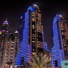 Grosvenor House in Dubai by Graham Taylor
