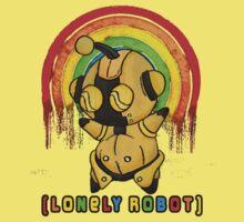 Lonely Robot: Imagination John by David-Chan