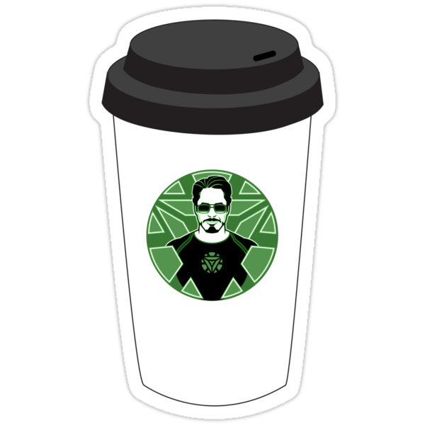 Starkbucks by connorbowman