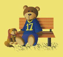 Teddy Bear by jkartlife