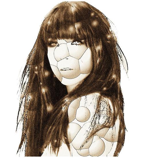 bubble girl by RokkaRolla