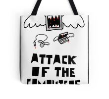 Attack of the Computers Tote Bag