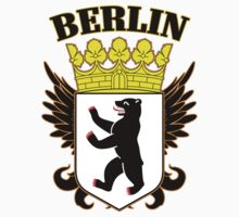 Berlin Coat of Arms by GreatSeal
