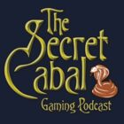 The Secret Cabal Gaming Podcast Tee Shirt by TheSecretCabal