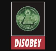 Disobey Illuminati/ Killuminati by number23hta