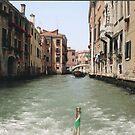 VENEZIA - DE DRIO AL CANAL MY  LOVE .... ITALIA  - EUROPA- VETRINA RB EXPLORE 6 GIUGNO 2013 -       by Guendalyn