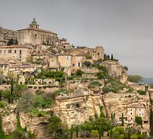 Ancient French Village by Joshua McDonough Photography