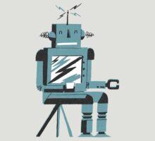 The Relaxing Robot T-Shirt