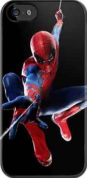 iPhone case - Cool Spiderman - Apple iPhone case by beecase