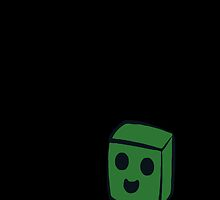 Creeps, the Friendly Creeper by Warhead955