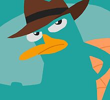 Agent P by Kurtlocked