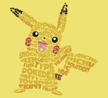 Pikachu by LucieDesigns
