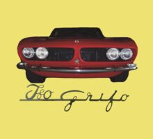 Iso Grifo by Michael Gulett