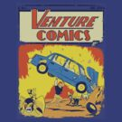 Venture Comics by TeeKetch