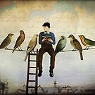Among Friends by ChristianSchloe