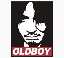Obey - Oldboy Parody (Oh Dae-su) by hunnydoll