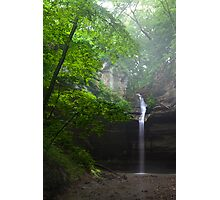 The Falls and the Mist Photographic Print