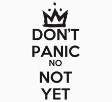 Don't Panic by Ashland D