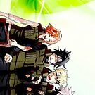 Team 7 2- Naruto iPhone case by squidkid