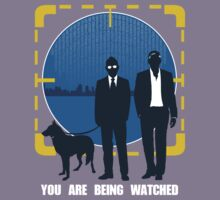 You Are Being Watched by irrational-gaz