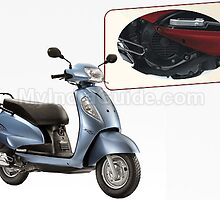 Suzuki Access 125 Review by rohitbhat