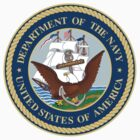 US Navy Emblem by GreatSeal