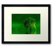 Terre verde'... Framed Print