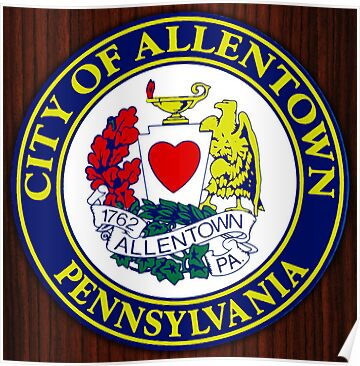 Allentown City Seal by GreatSeal