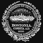 Boston City Seal by GreatSeal