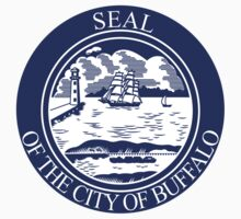 Buffalo City Seal by GreatSeal