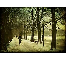 On A Winters Day Photographic Print