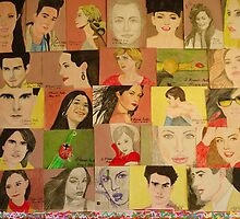 My Paintings by fladelita