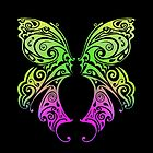 Deco Butterfly by GreenTeacup