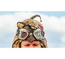 Have goggles - will travel Photographic Print