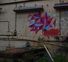 Derelict Triangles by Ben Smith