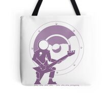 Bass Cadet with Speaker Amp Moon Tote Bag