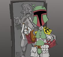 Boba Fett by AngelGirl21030