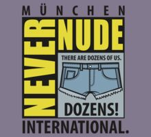 Never Nude Convention by DasMerten