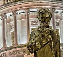 Honest Abe HDR by ruizphotography