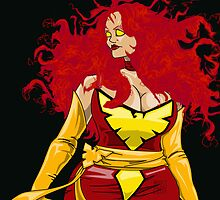 Dark Phoenix by AngelGirl21030