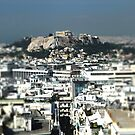 Athens Miniature I by Lee Eyre