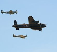 The BBMF by Nigel Bangert