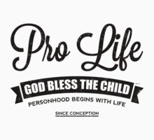 Pro Life by morningdance