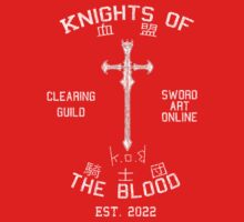 Knights of the Blood Guild Shirt by Oathkeeper9918