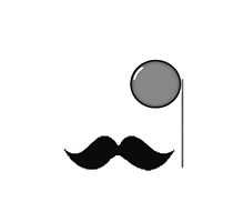 Moustache by Bronime