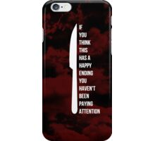 Ramsay Bolton iPhone Case/Skin