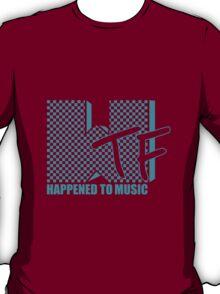WTF Happened? Turqoiuse T-Shirt
