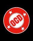 OCD Red Logo by popnerd