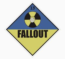 Fallout Shipping Placard by W4rnings